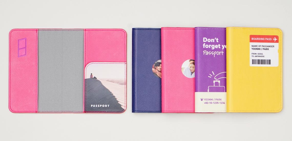 パスポートカバーの商品イメージ1です