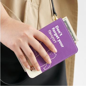 パスポートカバーの商品イメージ3です