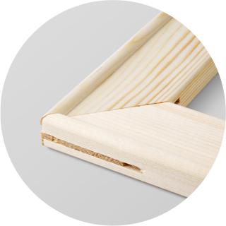 商品の特徴2の木製パネルのイメージです
